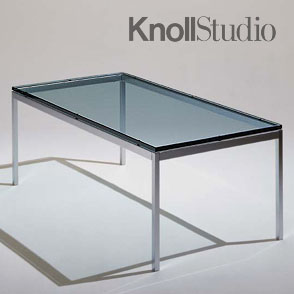 Circa50 florence knoll table collection - Florence knoll rectangular coffee table ...